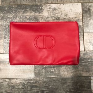 Christian Dior Make Up Bag